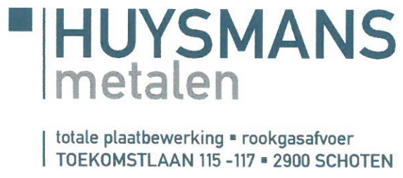 Huysmans Metalen